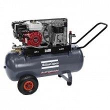 10 BAR - 50 L - 330 L/MIN Atlas Copco Automan AC 55 E 50 Petrol