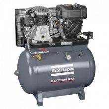 14 BAR - 270 L - 970 L/MIN Atlas Copco Automan AC 110 T 270 Diesel
