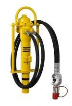 LGRD-RV 25: Kafar hydrauliczny do wbijania uziomów pionowych o średnicy do 25 mm