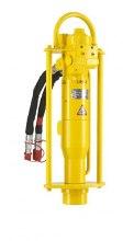 LPD-HD-T: Kafar hydrauliczny z dźwignią wyzwalającą 70 do 150 mm