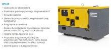 Agregat prądotwórczy Atlas Copco QES 20 Kd